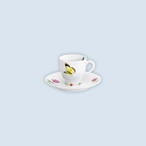Tasse à Café & Soucoupe