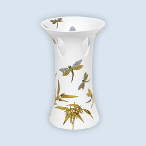 Vase avec Découpes Ma Russie Gemstones
