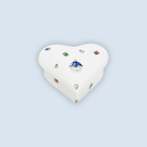 Special items - Boite coeur